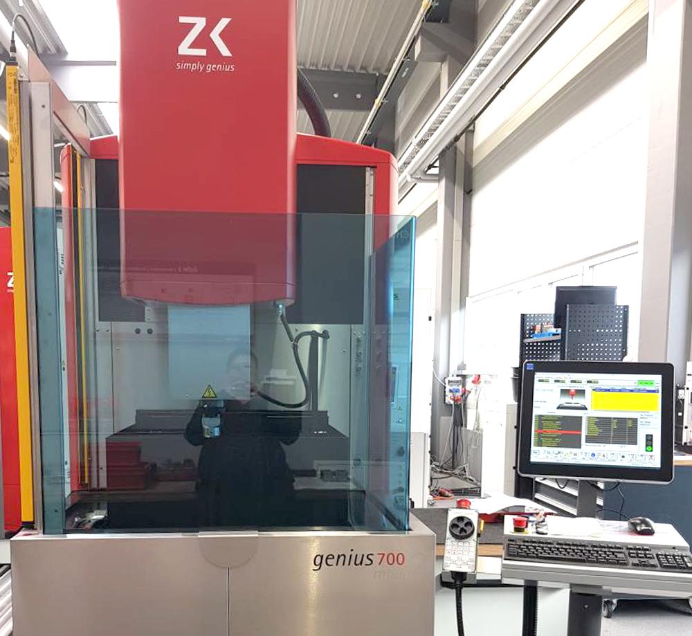 Zimmer & Kreim – ZK 700 Genius